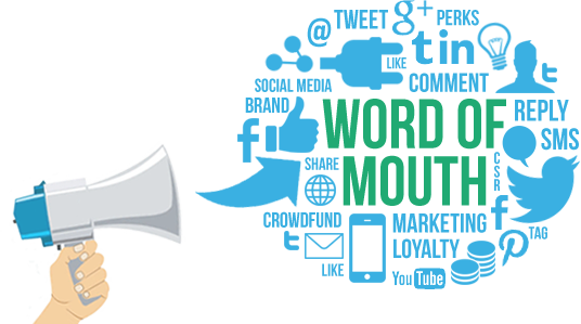 how to create word of mouth marketing